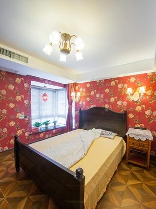 极简温情东南亚欣赏卧室