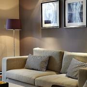 客厅背景墙装修效果图 舒适自在