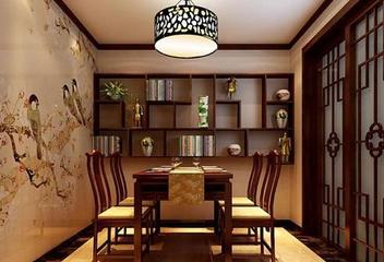 中式风格装修设计常用的几种元素