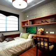 时尚东南亚卧室