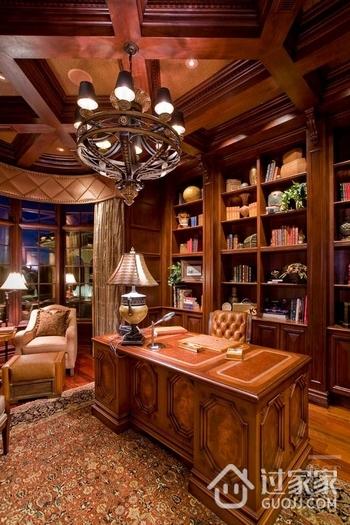 美式奢华别墅装饰赏析