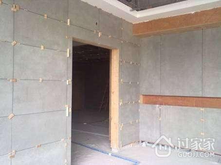 木丝水泥板的施工工艺