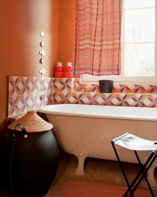 现代设计别墅效果图欣赏卫生间局部