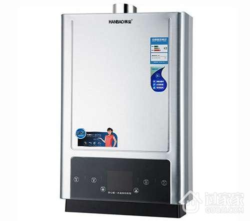 平衡式燃气热水器工作原理和特点