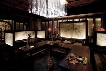 古典客厅效果图