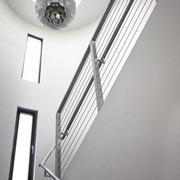 现代环保别墅楼梯