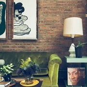 70平小公寓设计欣赏客厅