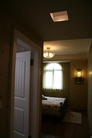 田园别墅设计卧室装修效果图