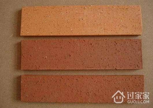 劈离砖的分类及优势介绍