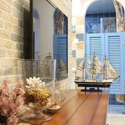 地中海小资户型欣赏餐厅餐桌