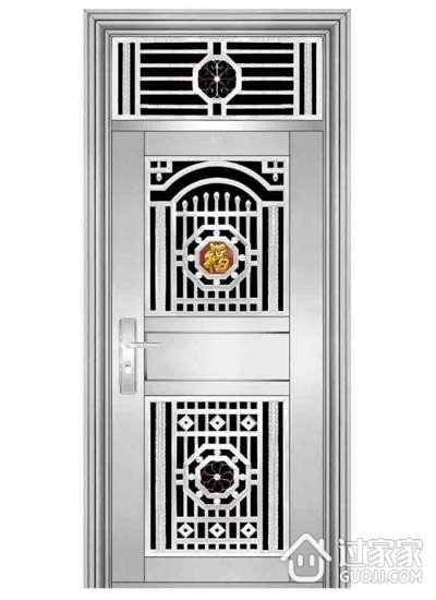 不锈钢防盗门选购与安装 安全第一