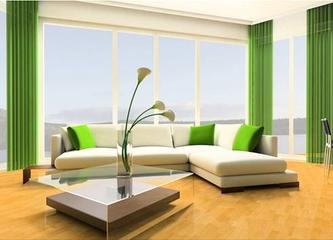 阳台客厅卧室落地窗的尺寸如何选择