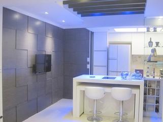 78平简约装饰小两居欣赏厨房设计