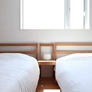 89平日式风格别墅欣赏卧室局部