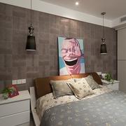 简约三室两厅欣赏卧室效果