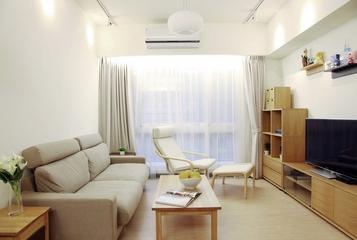 白色清爽日式风格欣赏