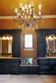 美式奢华别墅效果图赏析洗手间灯饰