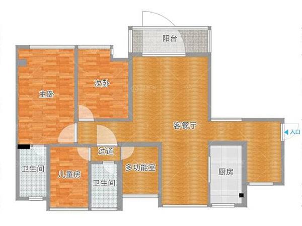 【臻品案例鉴赏】第64期「舒适系」——141㎡人性化现代简约之家