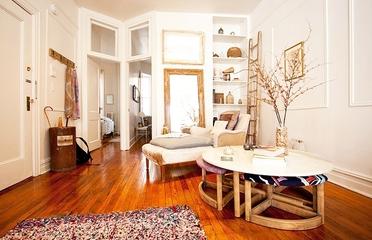 法式古典乡村风一居室欣赏书房