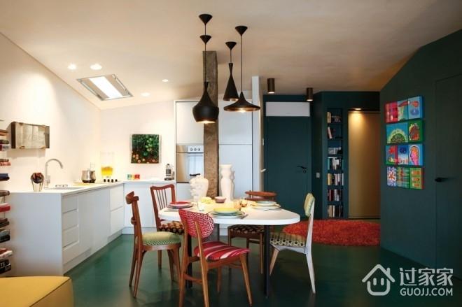 绿色环保简约住宅欣赏