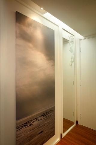 现代风格住宅套图室内门